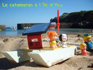 Catamaran Yeu