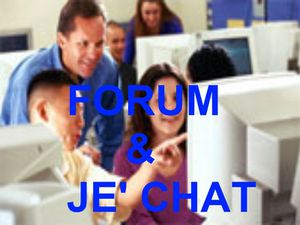 FORUM ET CHAT