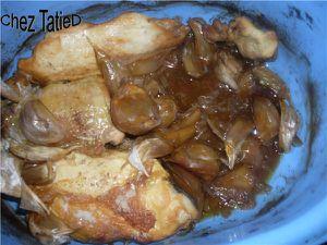 poulet 40