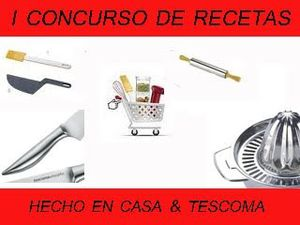 LOGO CONCURSOOOOO hecho en casa tescoma