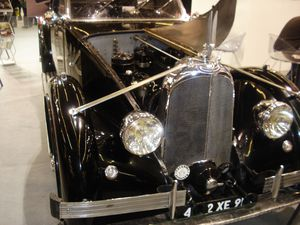 retromobile 2010 voisin