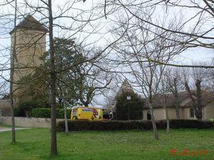 Boucagnière château