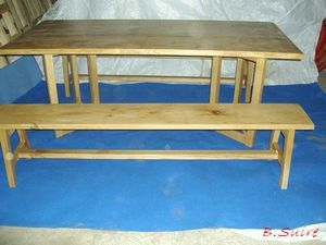 Table transformable 1