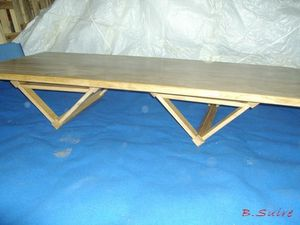 Table transformable 5