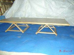 Table transformable 6