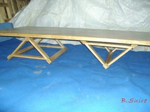 Table transformable 7