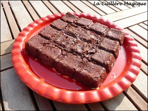 Brownie de Cyril Lignac