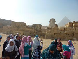 Une attraction plus intéressante que les pyramides
