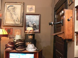 Hats shop-HaightsAshbury - 2
