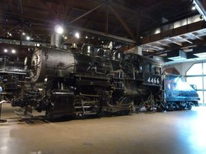 Sacramento, CA (Old Town, Railways Museum - 10