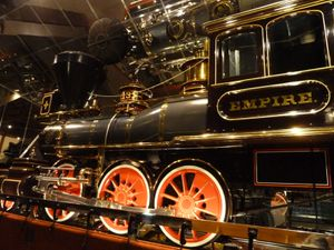 Sacramento, CA (Old Town, Railways Museum - 43
