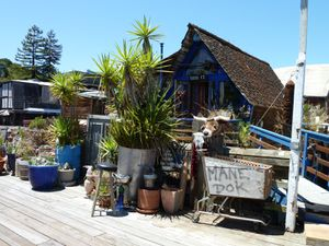 Sausalito houseboat Community - 16