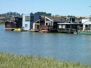 Sausalito houseboat Community - 37