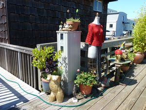 Sausalito houseboat Community - 42