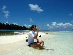 04 Polynesie - Lagon Bora picnic 04