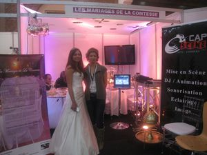 La comtesse au grand salon du mariage de casablanca zen for Salon zen casablanca