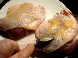 Cuisses de canard braisées au miel et balsamique 1