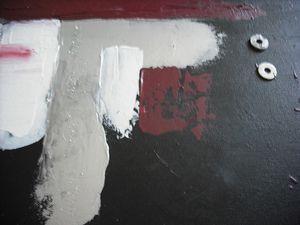 Abstrait 3 noir