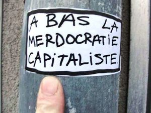 merdocratie capitaliste