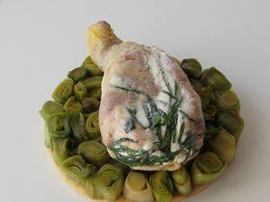( bd ) f poulet 154
