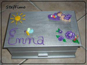 Boîte Bijoux Babichou Emma 1