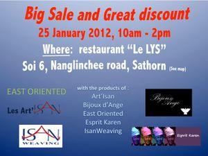 Sale Lys 25 janvier 2012