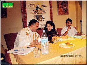 festival culturel pour l'unité nationale
