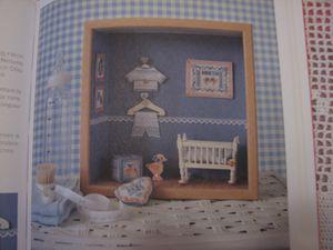 2010.10.22 Livre Petites vitrines Mango - la chambre bébé