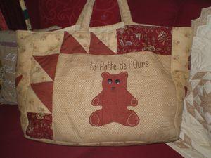 sac la Pde L'ours et Coeurs 002