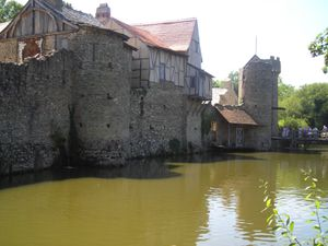 Village médiéval1