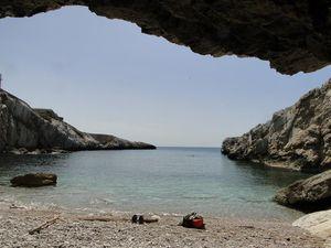 17 crique grotte