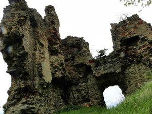 4 Murat ruines pan mur