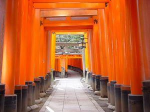 JAPON 07 - KYOTO - Fushimi Inari 11