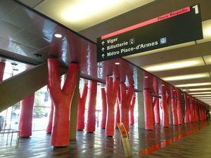 Montréal Palais des Congrès 04