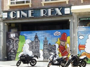 Madrid Ici ou la 09