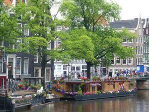 Amsterdam ville d'eau 05