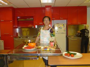 Cours de cuisine chinoise chinese restaurant cooking - Cours de cuisine chinoise ...