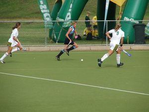 Pas de rugby mais du hockey pour les filles - Pierrick Lieben 2010