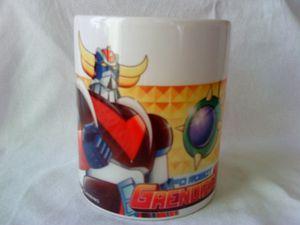 Mug Goldorak - Actarus 2