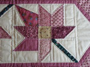 Model chemin de table patchwork - Petit chemin de table ...