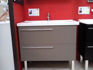 Gallery Of With Meuble Salle De Bain Couleur Taupe