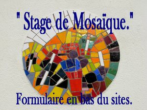 stage mosaique