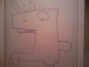 Le monstre d'Oren