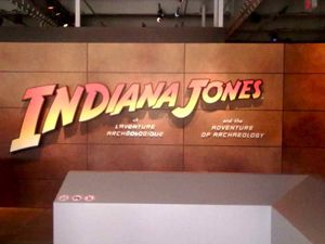 Exposition Indiana Jones