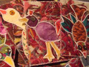 Cartes oiseaux 2