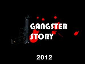gangster story poster teaser
