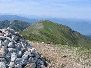 Pic du Cagire 4 septembre 2005