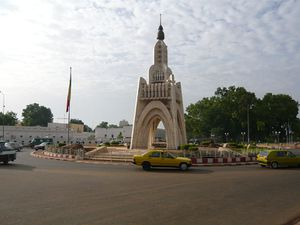 Place Independance Bamako