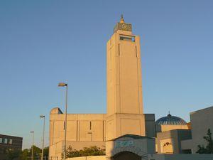 La Grande Mosque Evry