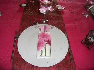 Table fushia et maron 002